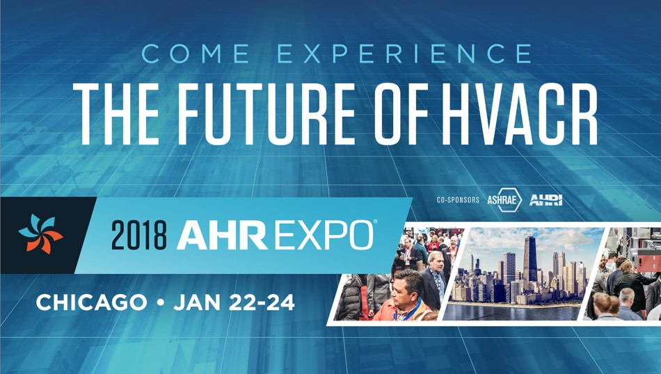 Image result for AHR Expo 2018 logo